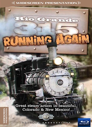 Rio Grande 315 Running Again-Train Blu-Ray [Blu-ray]