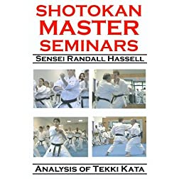 Shotokan Master Seminars: Analysis of Tekki Kata
