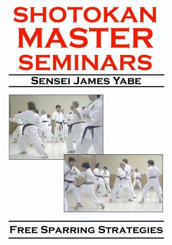 Shotokan Master Seminars: Free Sparring Strategies