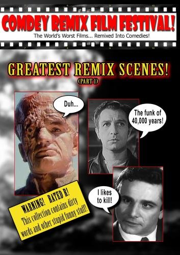 Tony Trombo's: Greatest Remix Scenes! (Part 1, Rated R)