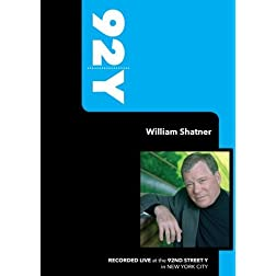 92Y - William Shatner (May 12, 2008)