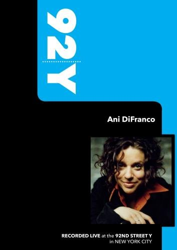 92Y - Ani DiFranco (December 16, 2007)