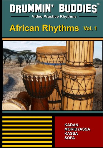 Drummin' Buddies - African vol 1