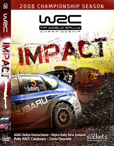WRC World Rally Championship Impact