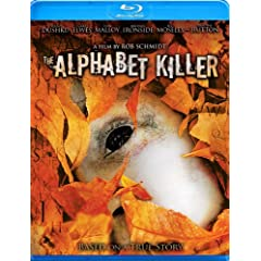 The Alphabet Killer [Blu-ray]