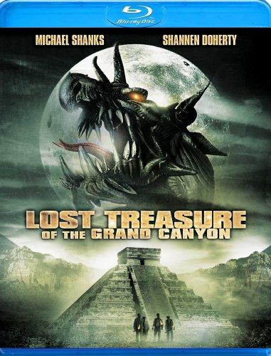The Lost Treasure of the Grand Canyon [Blu-ray]