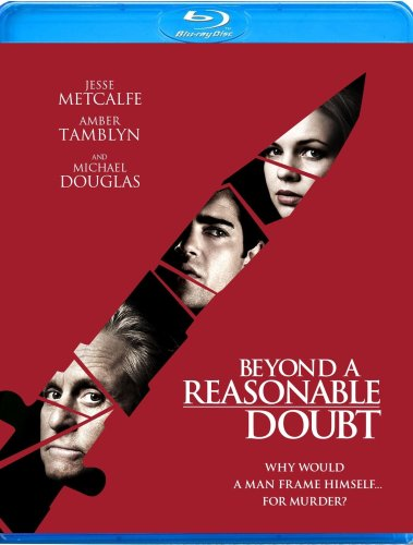 Beyond a Reasonable Doubt [Blu-ray]