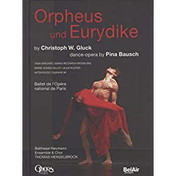 Orpheus und Eurydike