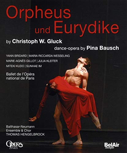Gluck: Orpheus and Eurydike [Blu-ray]