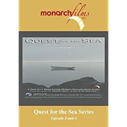 Quest for the Sea Series Episode 3 and 4