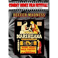 """Tony Trombo's: REEFER MADNESS: The """"PG-13"""" RATED remix"""