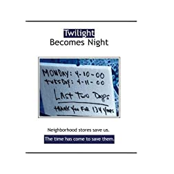 Twilight Becomes Night (Institutional Use: Library/High School/Non-Profit)