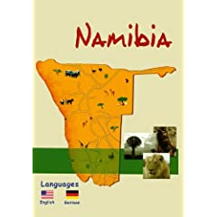 Namibia Land of Contrast PAL
