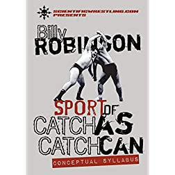 The Sport of Catch-As-Catch-Can: Conceptual Syllabus