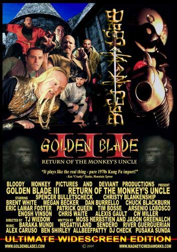Golden Blade III - Return of the Monkey's Uncle