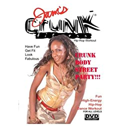 Jam's Crunk Fitness - Crunk Body Street Party