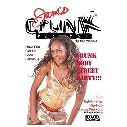 Jam's Crunk Fitness - Crunk Body Street Party