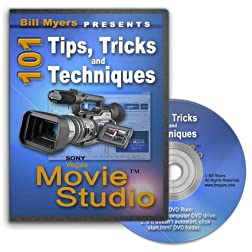101 Tips & Tricks for Sony Movie Studio