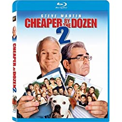 Cheaper by the Dozen 2 [Blu-ray]