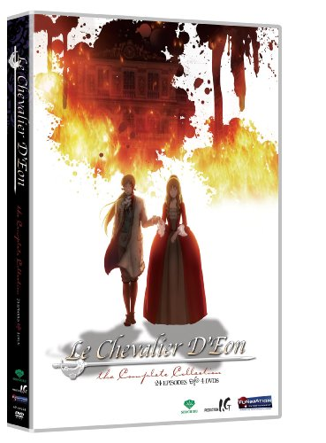 Le Chevalier d'Eon: The Complete Series (Viridian Collection)