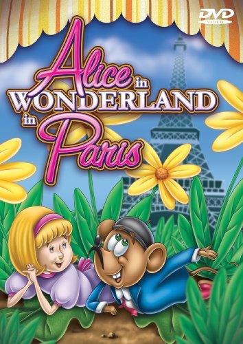 ALICE IN WONDERLAND IN PARIS