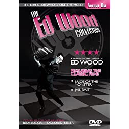 ED WOOD: DOUBLE FEATURE