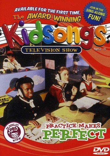 KIDSONGS #209: Practice Makes Perfect