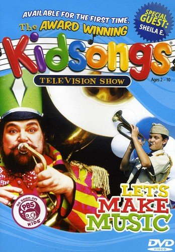 KIDSONGS #404: Lets Make Music