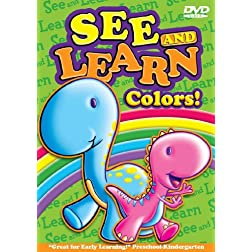 See & Learn: Colors