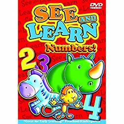 See & Learn: Numbers