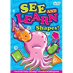 See & Learn: Shapes