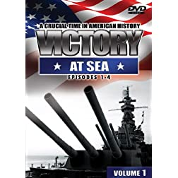 VICTORY AT SEA (VOL.1-4)