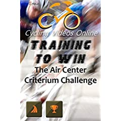Training to Win! (Part 2) The Aircenter Criterium Challenge Virtual Indoor Cycling Training, Spinning & Fitness Workout Videos