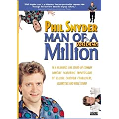 Phil Snyder Man of a Million Voices