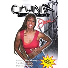 Crunk Fitness with Jam