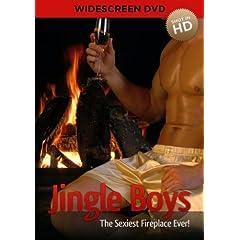 Jingle Boys - The Sexiest Fireplace Ever!