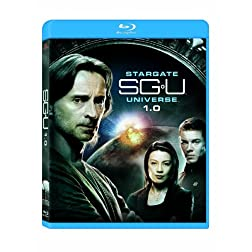Stargate SG-U: 1.0 [Blu-ray]