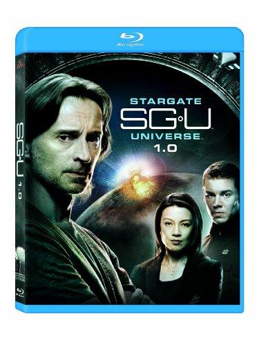 Stargate SG-U: 1.0 [Blu-ray]