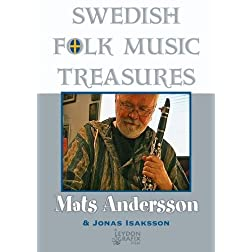 Swedish Folk Music Treasures: Mats Andersson