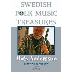 Swedish Folk Music Treasures: Mats Andersson