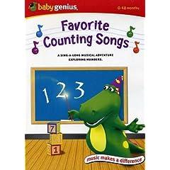 Baby Genius Favorite Counting Songs