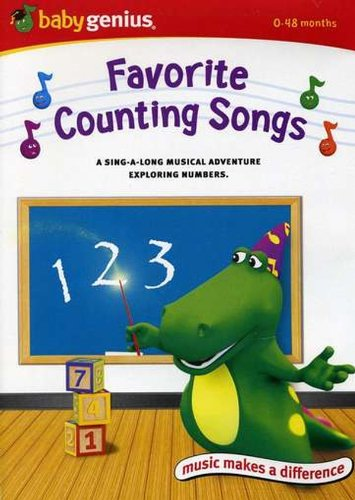 Baby Genius Favorite Counting Songs