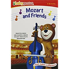 Baby Genius Mozart & Friends