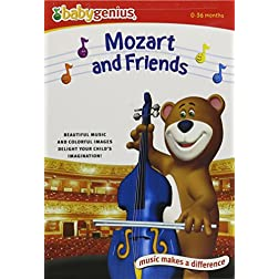Baby Genius Mozart & Friends