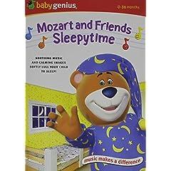 Baby Genius Mozart & Friends Sleepytime