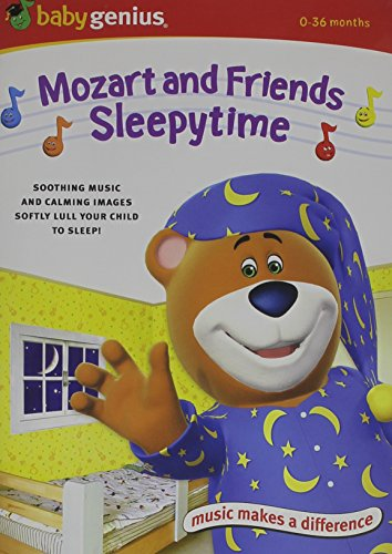 Baby Genius Mozart & Friends Sleepytime