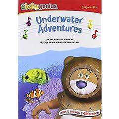 Baby Genius Underwater Adventure