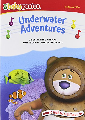 Baby Genius Underwater Adventure