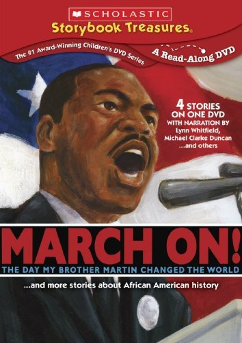 March On!... and More Stories About African American History