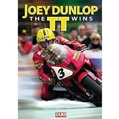 Joey Dunlop the TT Wins